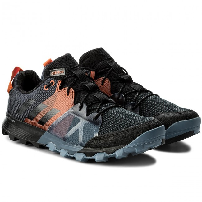the best attitude c4ecd 57440 Shoes adidas - Kanadia 8.1 Tr M CP8842 CarbonCblackOrange - Outdoor - Running  shoes - Sports shoes - Mens shoes - www.efootwear.eu