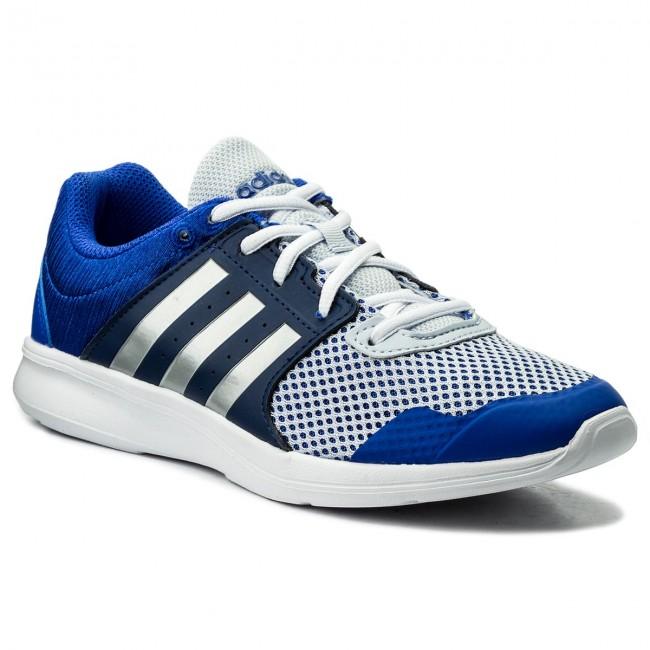 Schuhe adidas - Essential Fun II W CP8950 Hirblu/Silvmt/Nobind 1vdVJg