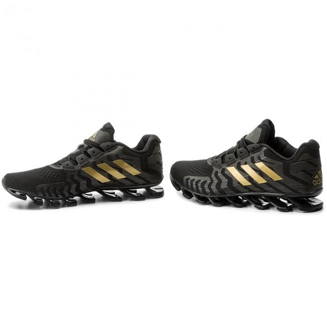 super popular e9586 910e8 ... usa shoes adidas springblade pro cq0662 cblack goldmt goldmt 29f9d cf14a
