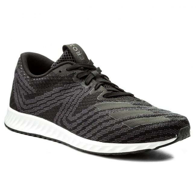 save off 3a7a9 a40a7 Shoes adidas - Aerobounce Pr M DA9917 CblackSilvmtFtwwht