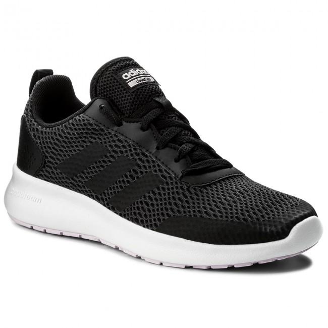 Chaussures adidas Element Race DB1481 CNoir Carbon Aerpnk Indoor