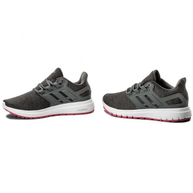 84a510c5bb Shoes adidas - Energy Cloud 2 W CG4066 Greone Greone Grefau - Indoor ...