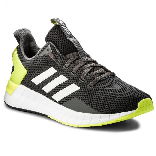 Chaussures adidas Questar Ride DB1345 Carbon Ftwwht Syello Indoor
