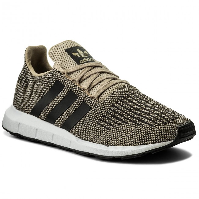e3d39c76c4304 Shoes adidas - Swift Run CQ2117 Rawgol Cblack Ftwwht - Sneakers ...