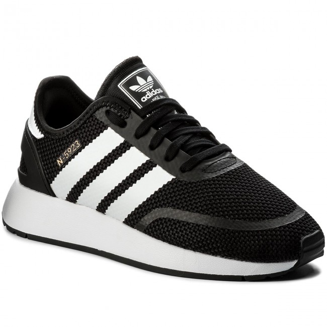 Shoes adidas - N-5923 J AC8544 Cblack Ftwwht Grethr - Sneakers - Low ... 14479558ed0d2