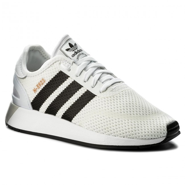 7826032f9858a9 Shoes adidas - N-5923 AH2159 Ftwht Cblack Greone - Sneakers - Low ...