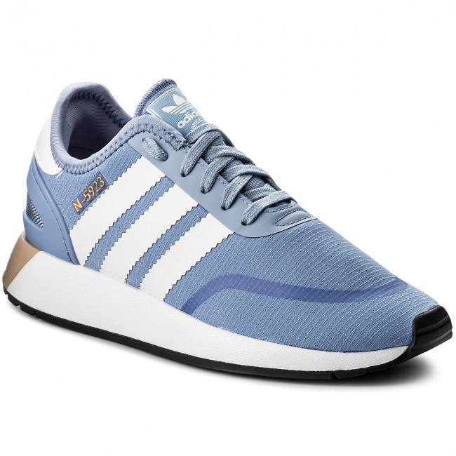 Shoes adidas - N-5923 W AQ0268 Chablu/Ftwwht/Ftwwht
