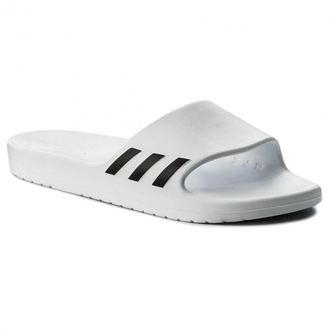 new style cd276 80c3e Slides adidas - Aqualette W CG3551 FtwwhtCblackFtwwht