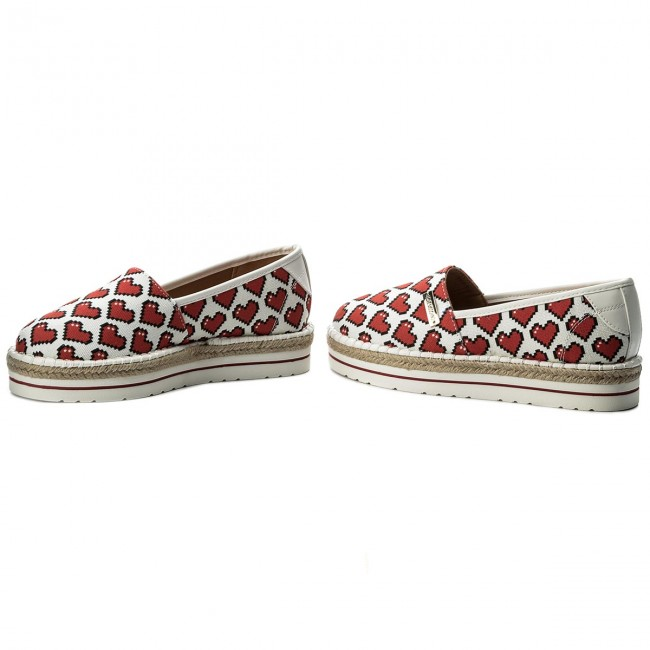 Espadrilles LOVE MOSCHINO - JA10103G15IF0100 Bi