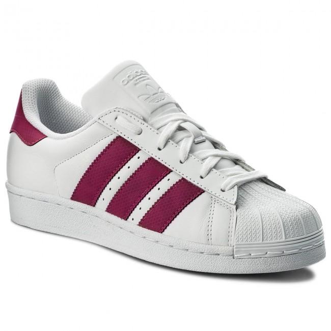 sports shoes 47657 19108 Shoes adidas - Superstar J CQ2690 Ftwwht Ftwwht Cblack