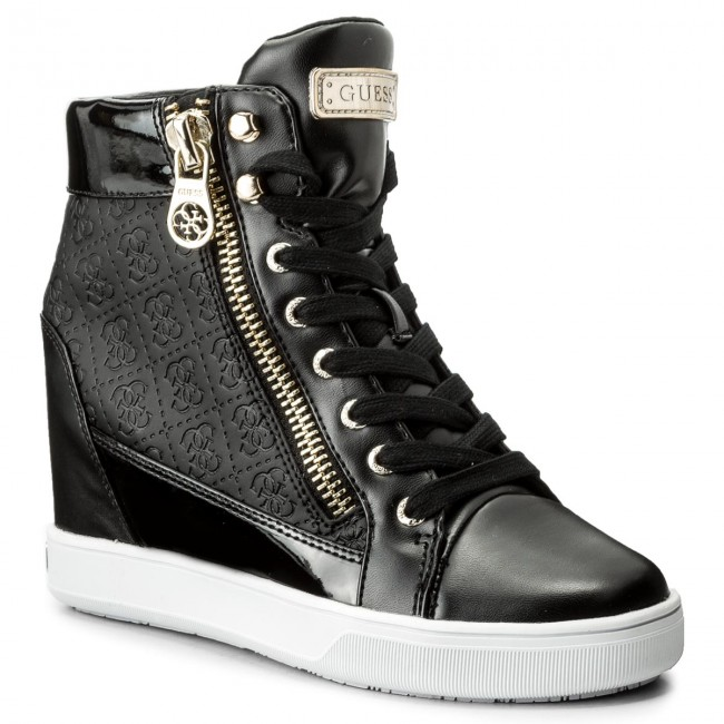 Sneakers GUESS - Foresst FLFOR1 FAL12 BLKBL