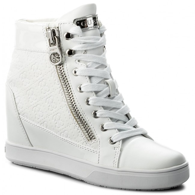 Sneakers GUESS - Foresst FLFOR1 FAL12 WHIWH - Sneakers - Low shoes ... bbccc570ccb