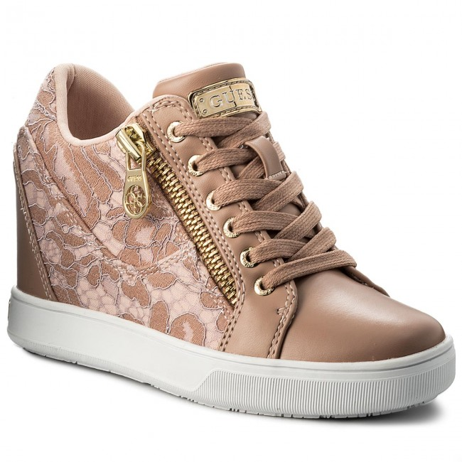 Sneakers Guess - Fierze Flfie1 Ele12 Blush HbLWl7