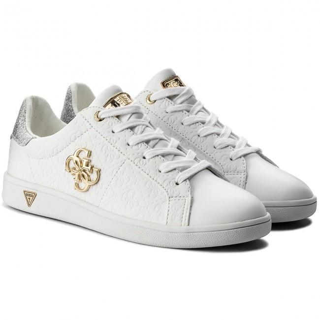 Sneakers GUESS - Baysic2 FLBYS1 LEA12