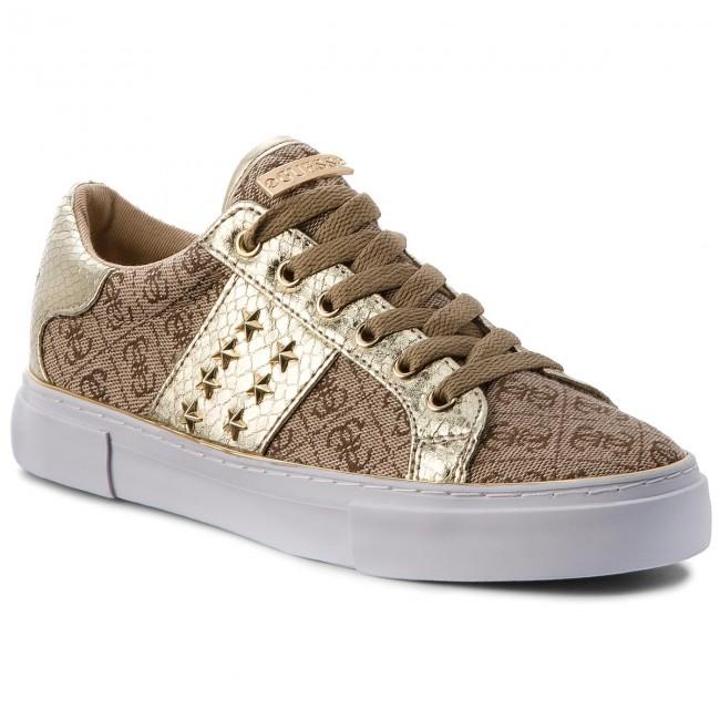 Chaussures De Sport Guess Beige Flgam1 Fal12 agqU1AX1
