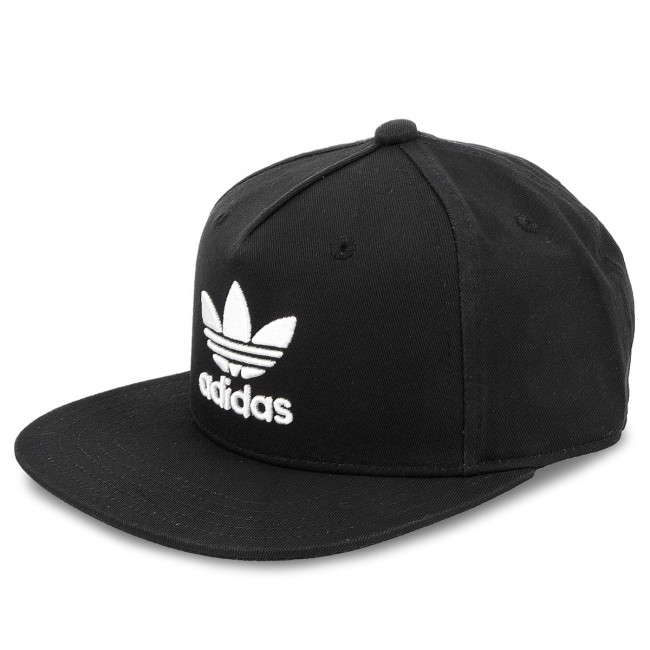 561425918c8 Cap adidas - Ac Cap Tre Flat BK7324 Black - Women s - Hats - Fabrics ...