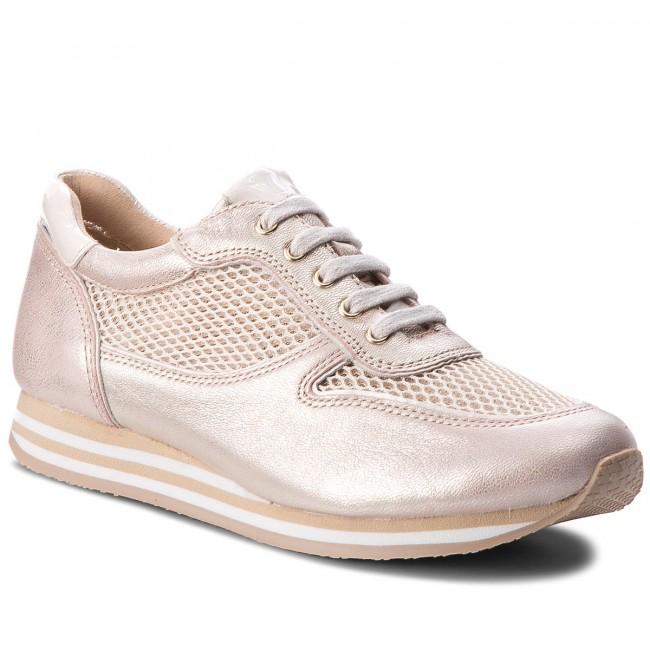Sneakers CAPRICE - 9-23605-20 Wht Met Comb 944 1gOcu8Tu