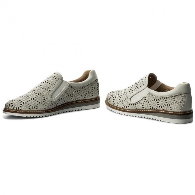 Shoes CAPRICE 9 24505 20 White Nappa 102