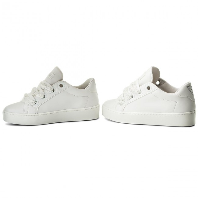 Sneakers GUESS - Urny FLURN1 PEL12 WHITE - Sneakers - Low shoes - Women s  shoes - www.efootwear.eu 6647e679579