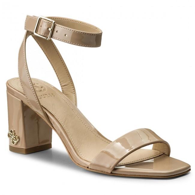 18b83b0c04b Sandals GUESS - Annabel FLANN1 PAF03 NUDE - Casual sandals - Sandals ...