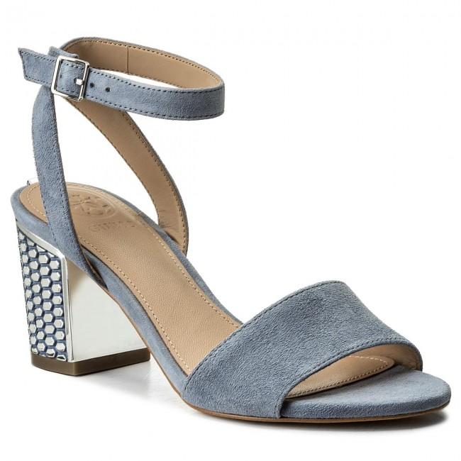 Sandals GUESS - Renee FLRNE1 SUE03 LBLUE - Casual sandals - Sandals ... 6d999844f0