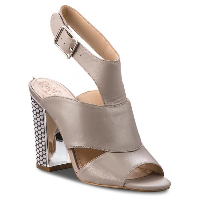 5f96591a650 Sandals GUESS - Abbien FLBBN1 LEA09 TAUPE - Casual sandals - Sandals ...