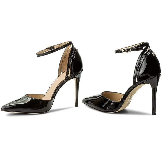 Stilettos GUESS - Bailee FLBAI1 PAF08 BLACK - Stilettos - Low shoes - Women s  shoes - www.efootwear.eu f99d2b59be2