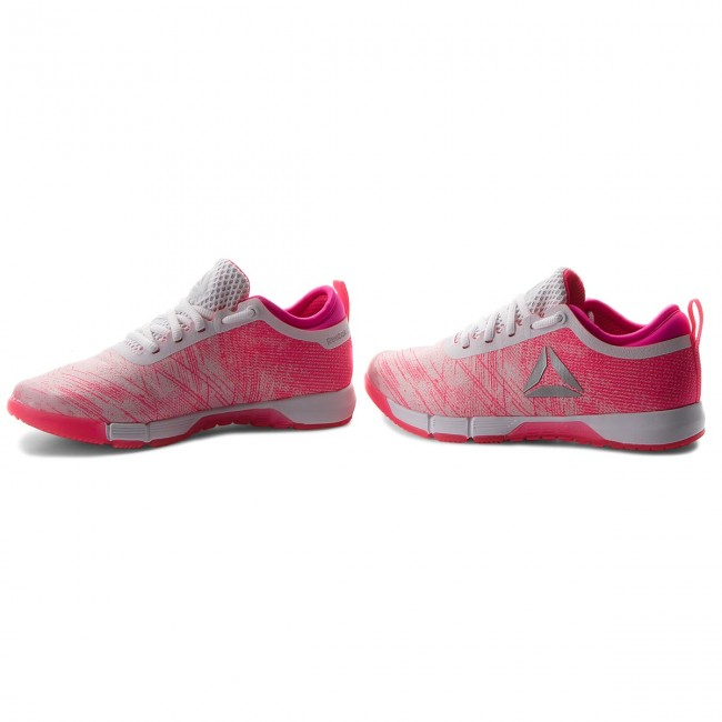 dd5867e76ee7 Shoes Reebok - Speed Her Tr CN2246 Pink White Silver - Fitness ...