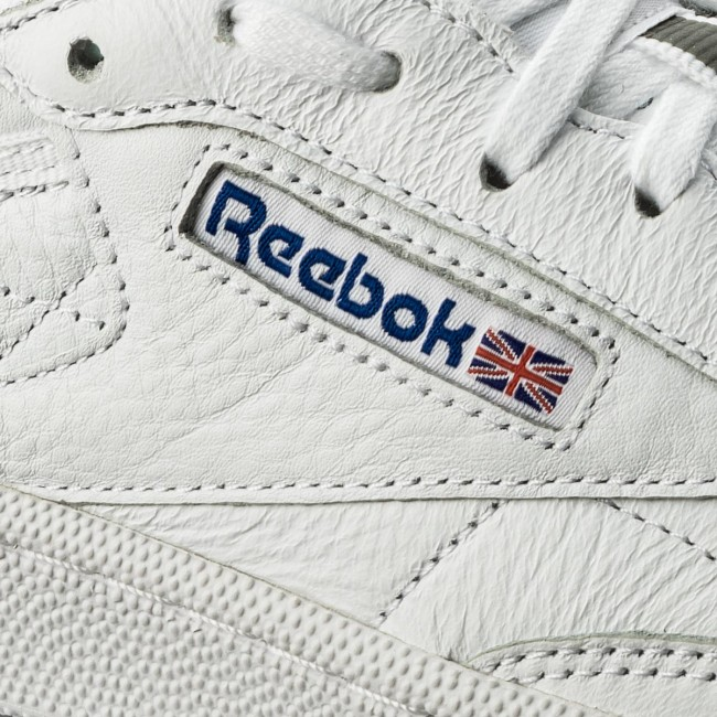 29e70efcb41 Shoes Reebok - Club C 85 Rt CM9572 White - Sneakers - Low shoes ...