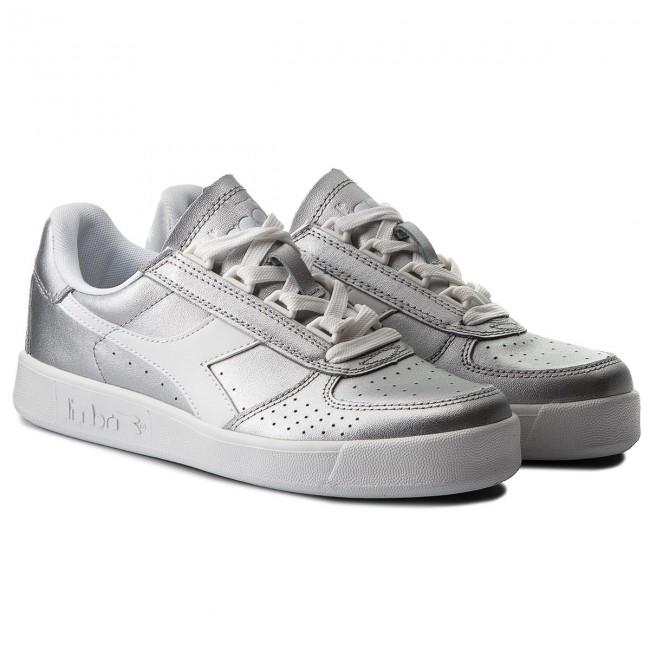 Sneakers DIADORA B.Elite L Metallic Wn 501.173209 01 90001 Silver Metalized