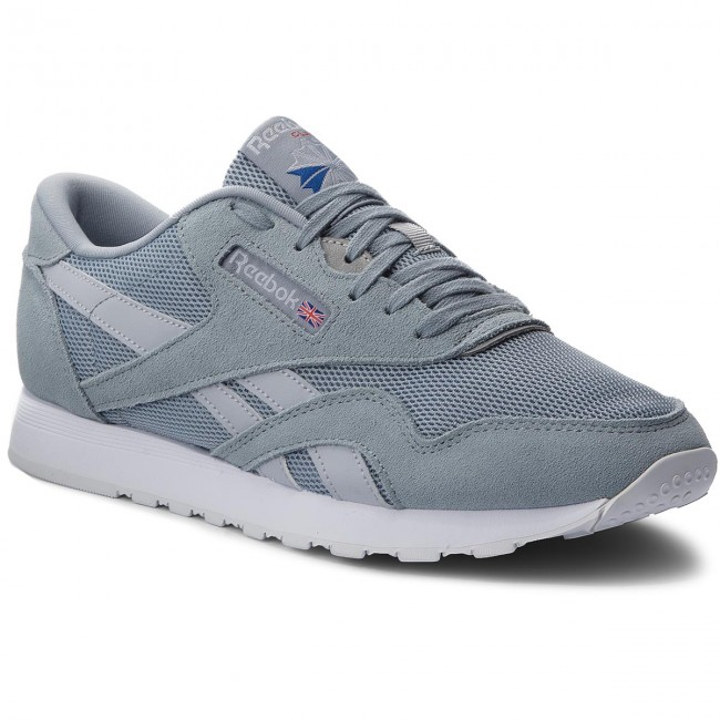 c6f895bbc3de5 Shoes Reebok - Cl Nylon Om CM9991 Meteor Grey Cloud Gry Wht ...