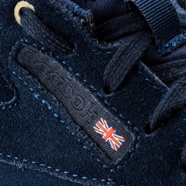 0e803b0f0b2 Shoes Reebok - Cl Leather Mcc CN0001 Blue Note Chalk - Sneakers ...