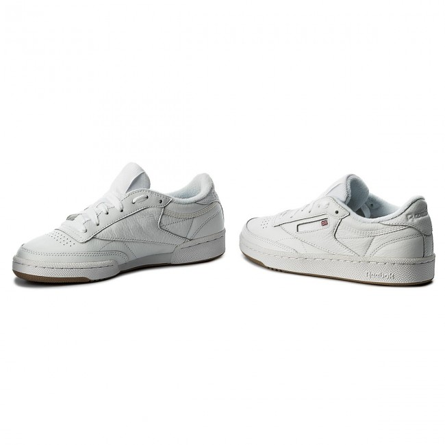 Shoes Reebok Club C 85 Estl CN0385 WhiteWashed BlueGum