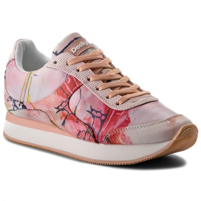 d70f3a933841 Sneakers DESIGUAL - Galaxy Hand Pinted 18SSKP07 3060 - Sneakers ...