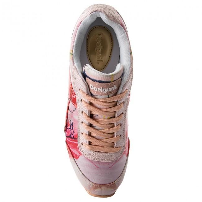 Sneakers DESIGUAL - Galaxy Hand Pinted 18SSKP07 3060 Entrega Rápida Precio Barato Descuento Para Barato Nicekicks vOHvAH5Fv