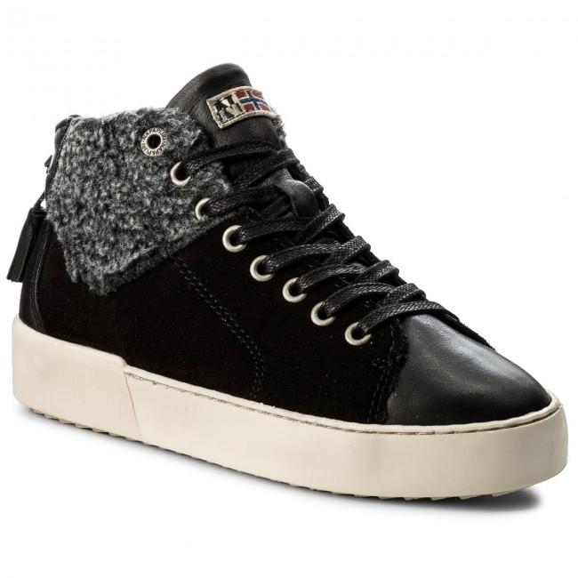 Sneakers NAPAPIJRI - Minnie 15741190 Black N00 dD1OBtV