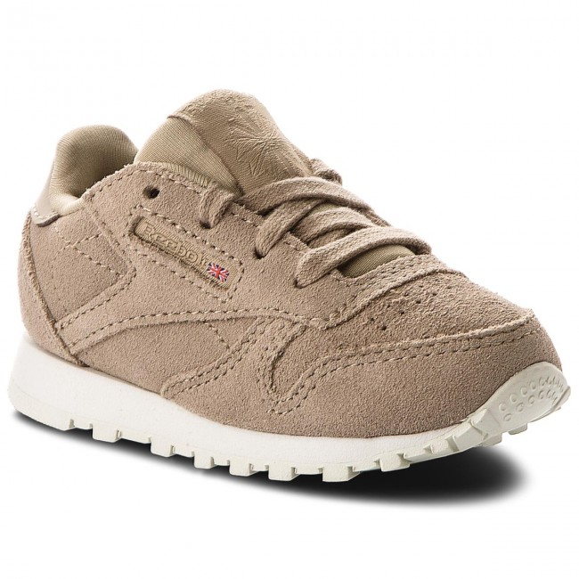 2b9516df6a1 Shoes Reebok - Cl Leather Mcc CN1367 Duck Season Chalk - Laced shoes ...