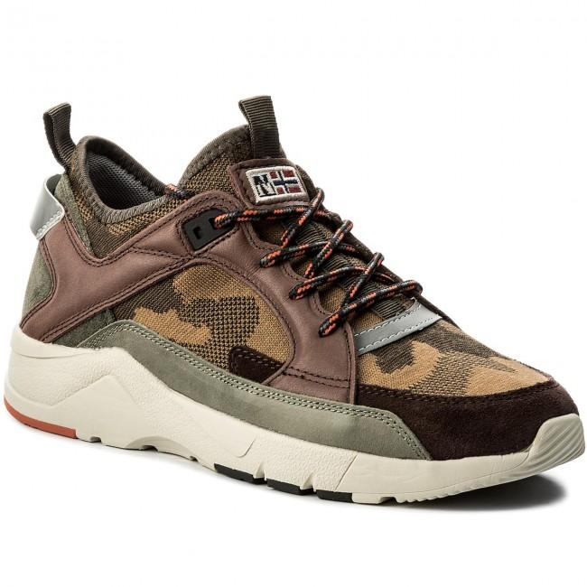 Sneakers NAPAPIJRI - Optima 15838211 Khaki Camouflage N740
