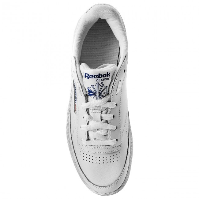 b8bcd3ee69948 Shoes Reebok - Club C 85 AR0459 White Royal Gum - Sneakers - Low shoes -  Women s shoes - www.efootwear.eu