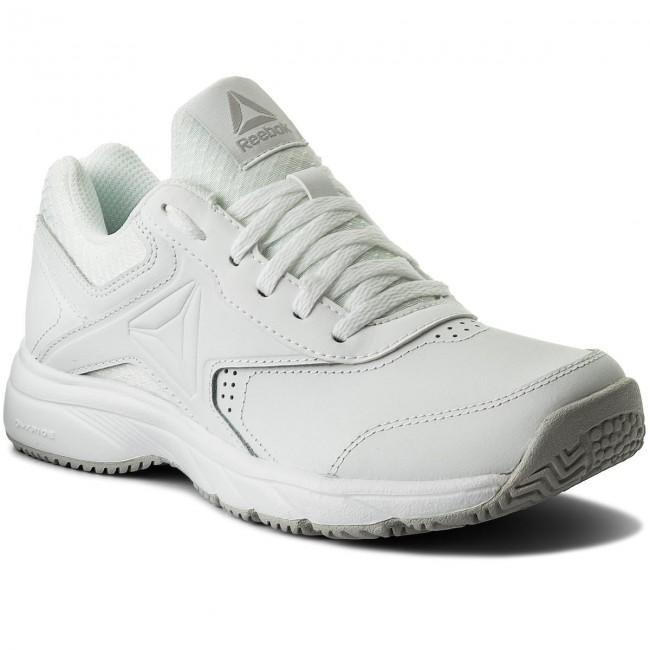 4766f524006df8 Shoes Reebok - Work N Cushion 3.0 BS9525 White Steel - Indoor ...
