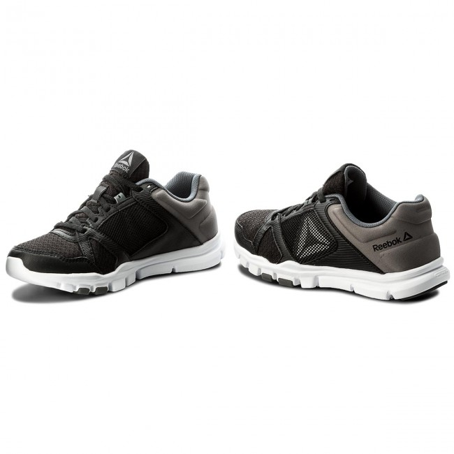 48b950ea64d Shoes Reebok - Yourflex Train 10 Mt BS9884 Black White Alloy ...