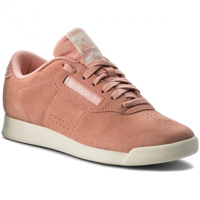 4b585973545be Shoes Reebok - Princess Woven Emb CN0619 Sweet Pink Chalk - Sneakers ...