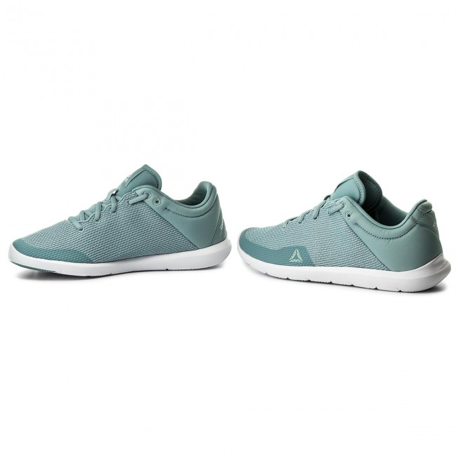 Basics Whisper Shoes CN0727 Fitness Reebok TealWhite Studio Ea16q