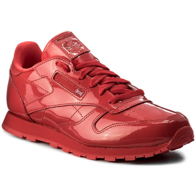 1bd476676218 Shoes Reebok - Classic Leather Patent CN2062 Red - Sneakers - Low ...