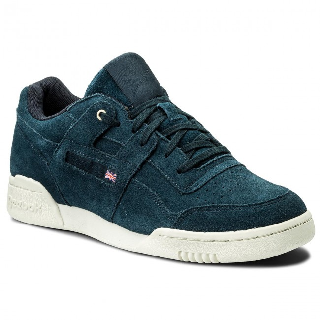 2928d46ecea Shoes Reebok - Workout Plus Mcc CM9302 Navy Chalk - Sneakers - Low ...