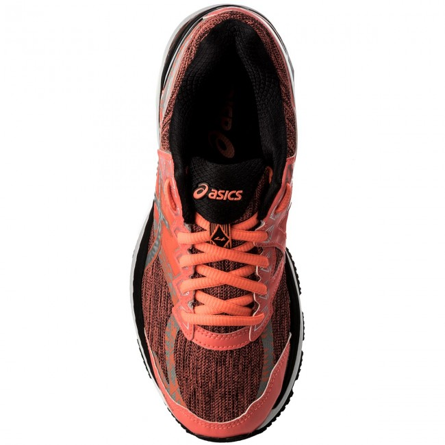Shoes ASICS GT 2000 4 Lite Show Plasma Guard T6F9N Flash CoralSilverBlack 0693