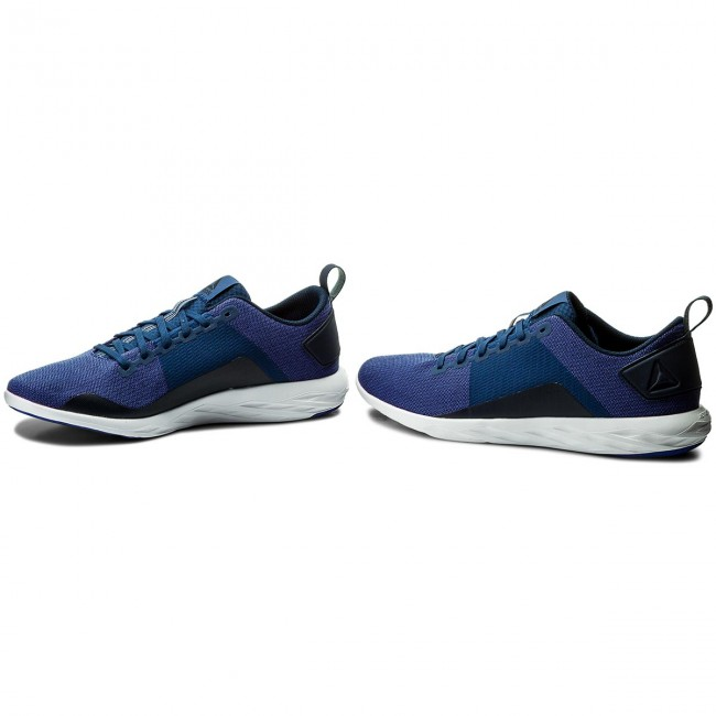 Shoes Reebok - Astroride Walk CN1017 Blue Navy White - Fitness ... 9df6113d5