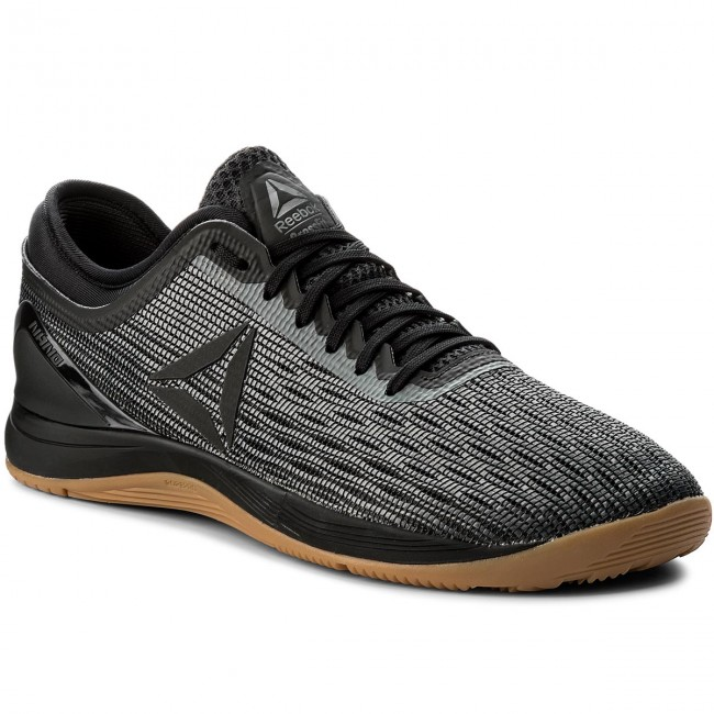 Reebok R CROSSFIT NANO 8.0 - Sports shoes - black 8cFYnda