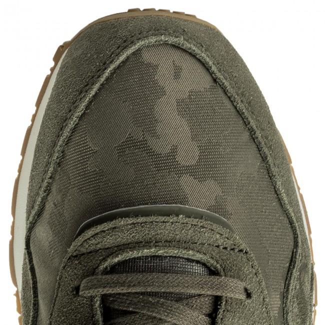 4a7ce73e6575f Shoes Reebok - Cl Nylon Sg BS9567 Hunter Green Chalk - Sneakers - Low shoes  - Men s shoes - www.efootwear.eu