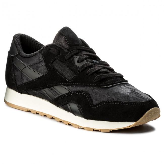 1cf66636550 Shoes Reebok - Cl Nylon Sg BS9569 Black Chalk - Sneakers - Low shoes ...